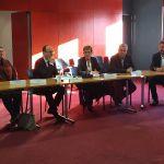Rencontre avec le Président du Grand Chalon, Sébastien Martin